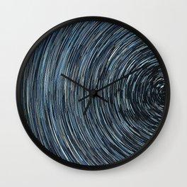 Polar Spin Wall Clock