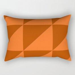 Orange Crush | No. 2 Rectangular Pillow