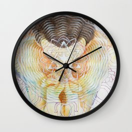 Third Eye Opener Wall Clock