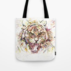 Tatewari Ute'a Tiger Tote Bag