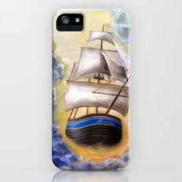 Revival ship iPhone Case