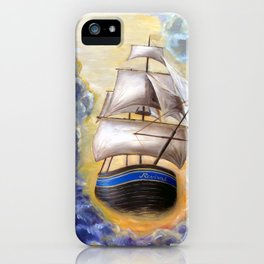 Revival ship iPhone Case