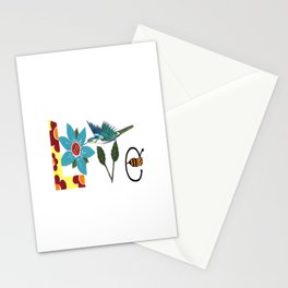 L Is For Love Stationery Cards