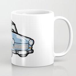 German Trabant DDR Oldtimer Youngtimer Classic Car Coffee Mug