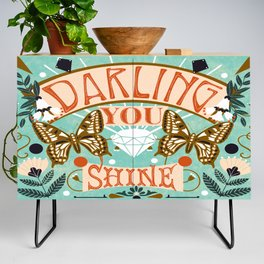 Darling You Shine Credenza