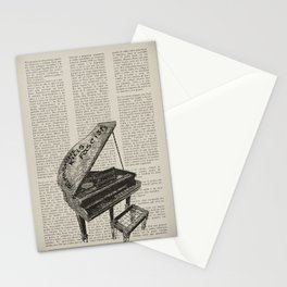 This Machine kill facist Stationery Cards