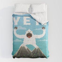 Yeti Comforters