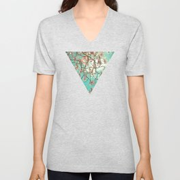 The Hanging Garden Unisex V-Neck