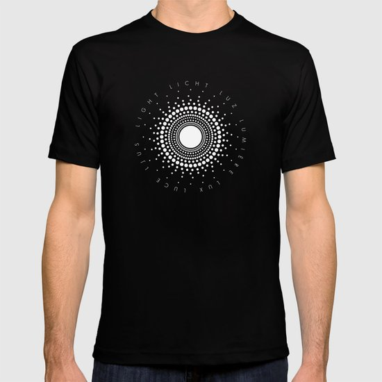 LUX LIGHT LICHT T-shirt