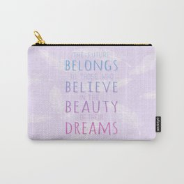 Beauty Dreams Carry-All Pouch