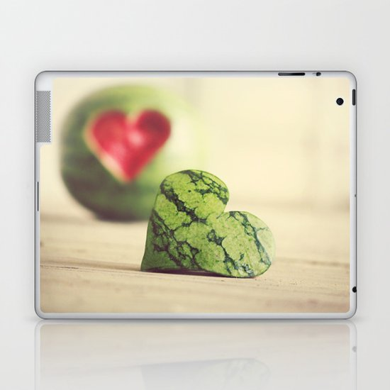Eat Your Heart Out Laptop & iPad Skin