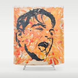 Howlin' Wolf Shower Curtain