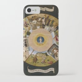 The Seven Deadly Sins and the Four Last Things iPhone Case