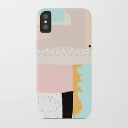 On the wall#3 iPhone Case