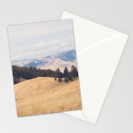 Montana Summer Stationery Cards
