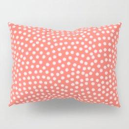 Living Coral Samekomon Spring Pillow Sham