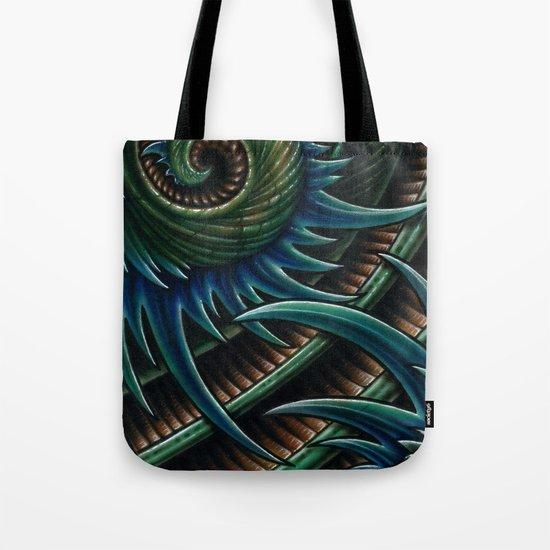 bioscape6 Tote Bag