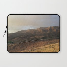 Getting late on the painted hills Laptop Sleeve