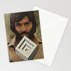 Hypercube Stationery Cards
