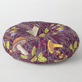 forest Floor Pillow