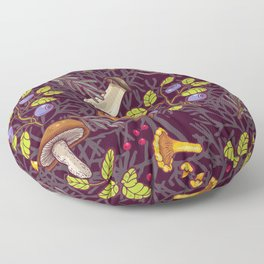 forest Floor Pillow