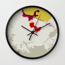 Thabor Wall Clock