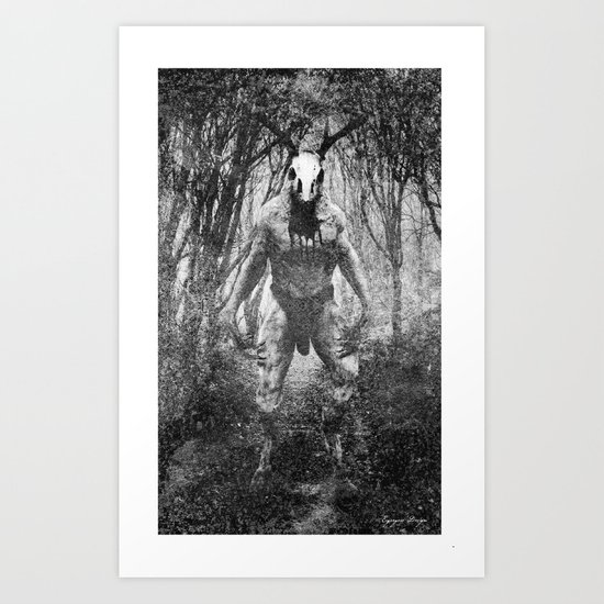 The Last Photograph Art Print