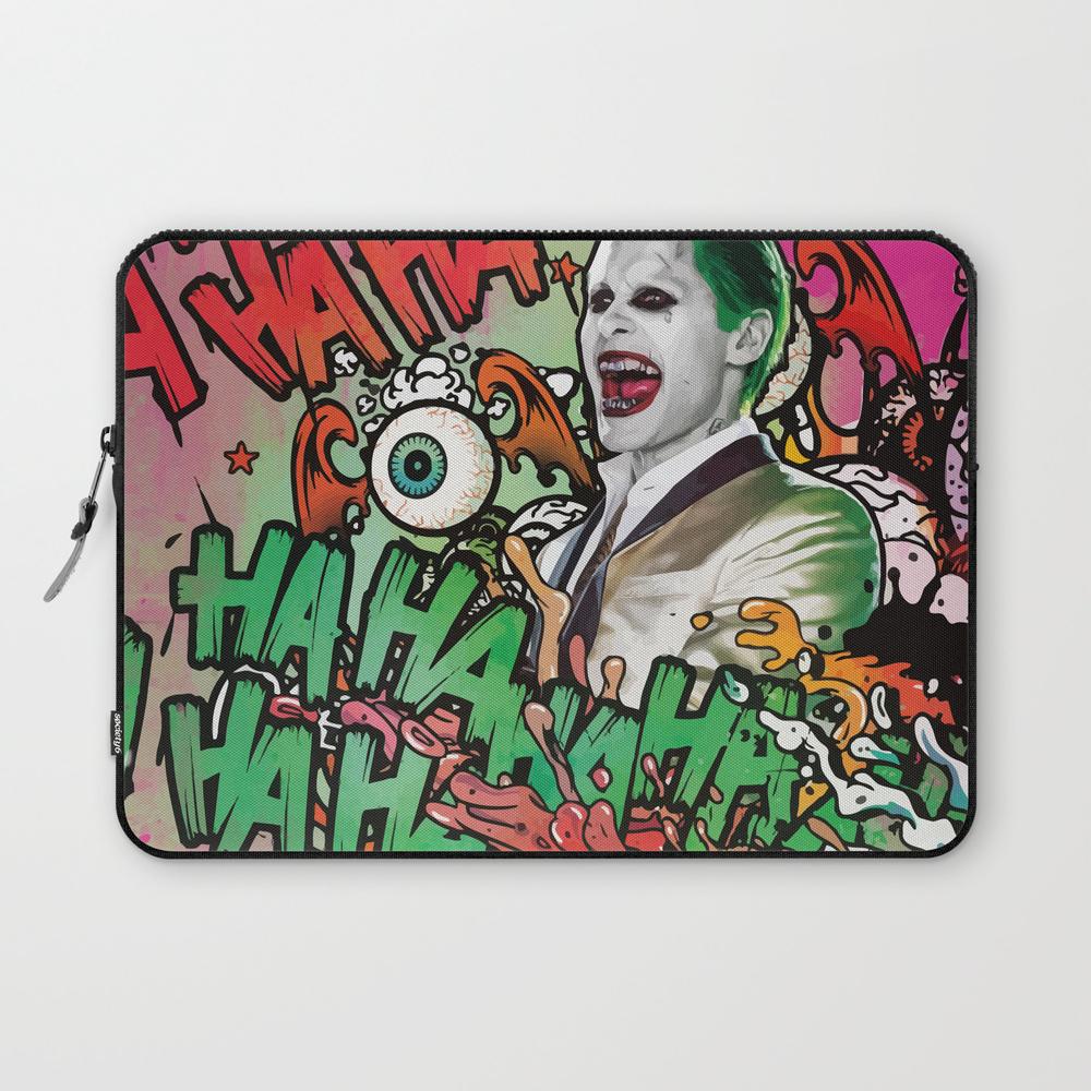 Joker Laughs Laptop Sleeve LSV8875819