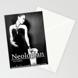 Neologian Art Gallery 1 Stationery Cards