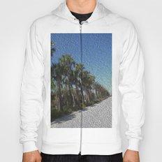 Infinite Palm Trees Hoody