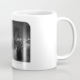 Washington Delivering His Inaugural Address Coffee Mug