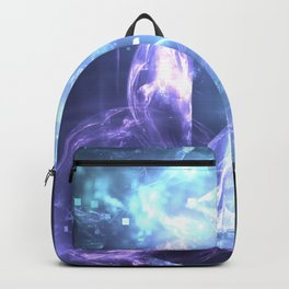 A ship in a bubble Backpack