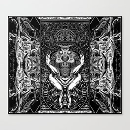 3:33 Live From the Grove - Moloch print Canvas Print