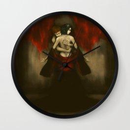 Love In The Dark [SWAG] Wall Clock