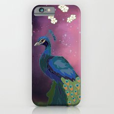 Peacock Blossoms (part 1) Slim Case iPhone 6s
