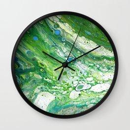 Fluid - Ver-te Wall Clock