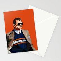 Geometric Ditka Stationery Cards
