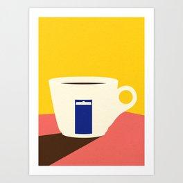 Tazza Art Print