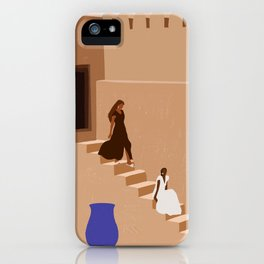 Great Escapes iPhone Case