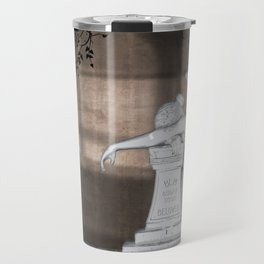 Weeping Angel Travel Mug