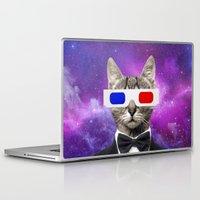 neil gaiman Laptop & iPad Skins featuring neil catrick harris by tbdaniel15