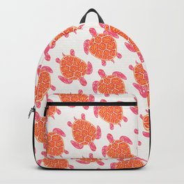 Sea Turtle – Melon Palette Backpack