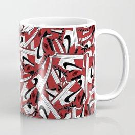 Air Jordan 1 Chi - Collage Print Coffee Mug