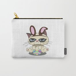 Grumpy Easter Carry-All Pouch