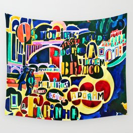 Amadeo de Souza Cardoso A Poem in Color Wall Tapestry