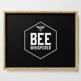 Bee Whisperer Serving Tray