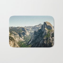 Yosemite Half Dome Bath Mat