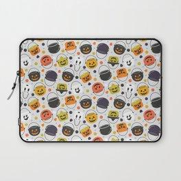 Halloween Candy Buckets Laptop Sleeve