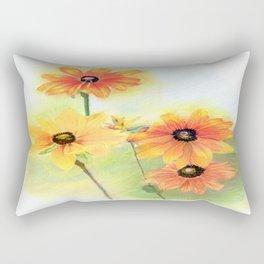 Gloriosa Daisies Rectangular Pillow