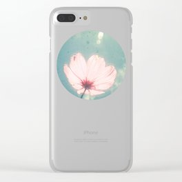 I am Happy Clear iPhone Case